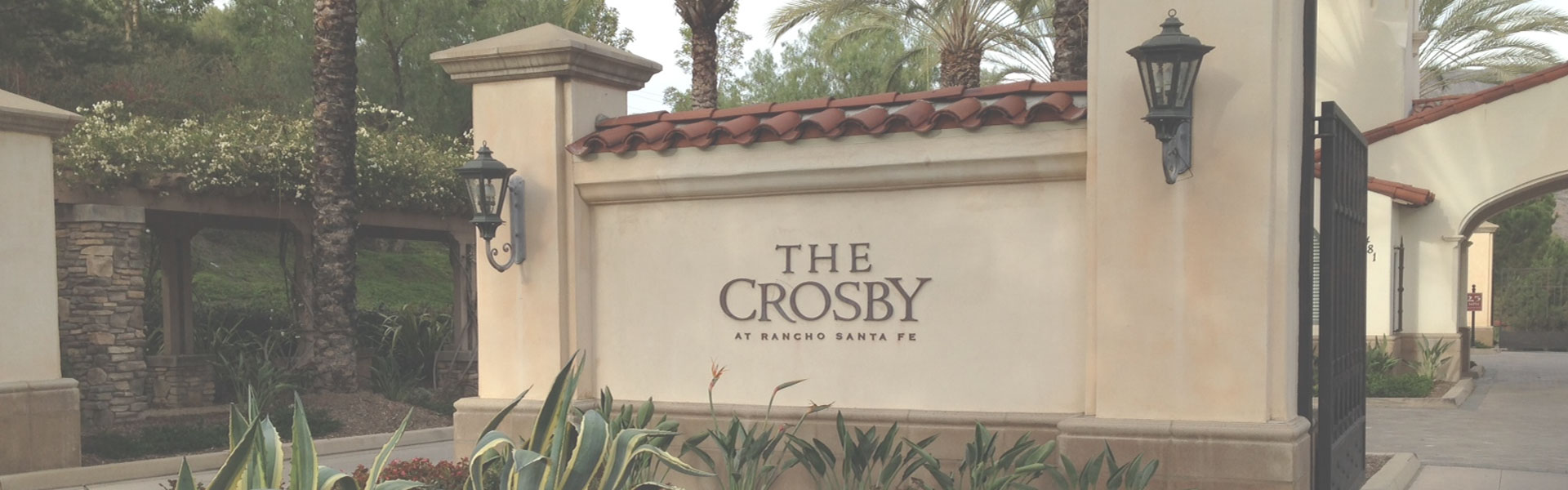 Welcome to The Crosby Estate at Rancho Santa Fe Master Association